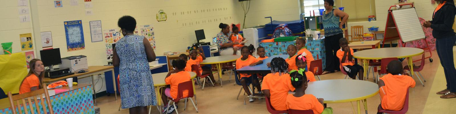 Plantersville Summer Academy
